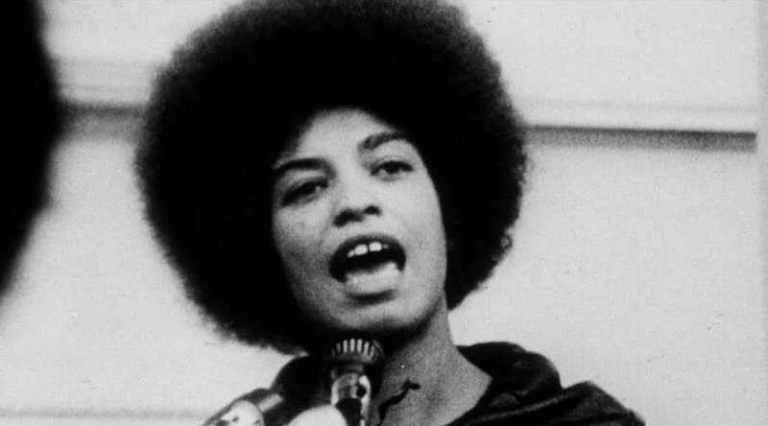 FILM FESTIVALS IN MARCH: ANGELA DAVIS PORTRAIT OF A REVOLUTIONARY