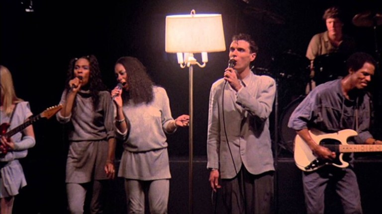 RADIANT CIRCUS SCREEN GUIDE - NOW SHOWING: STOP MAKING SENSE screens at Moth Club (25 FEB).