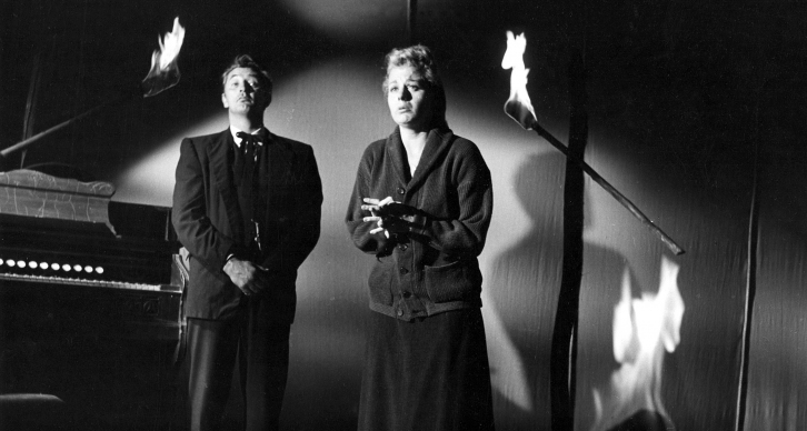 RADIANT CIRCUS SCREEN GUIDE - NOW SHOWING: THE NIGHT OF THE HUNTER screens at The Prince Charles (27 FEB).