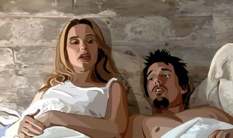 RADIANT CIRCUS - SCREEN GUIDE: WAKING LIFE screens at Deptford Cinema (28 FEB).