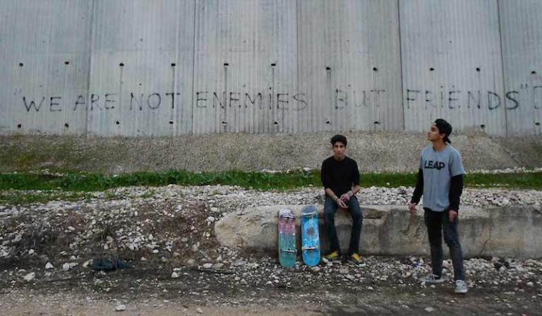 RADIANT CIRCUS SCREEN GUIDE - NOW SHOWING: EPICLY PALESTINE'D screens at Folklore (09 MAR).