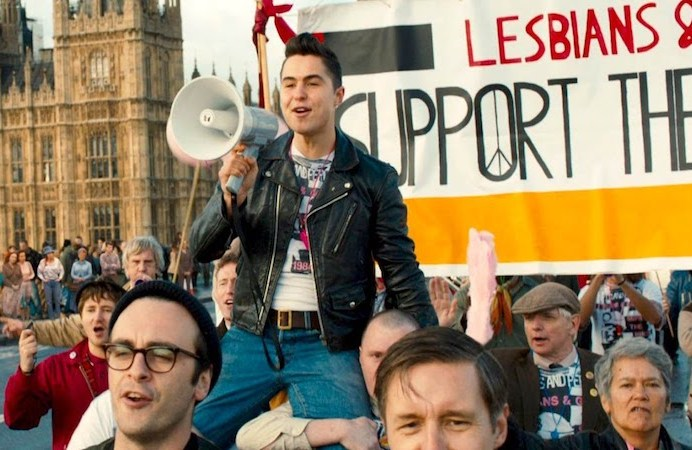 RADIANT CIRCUS SCREEN GUIDE - NOW SHOWING: PRIDE screens at Genesis Cinema (13 MAR).