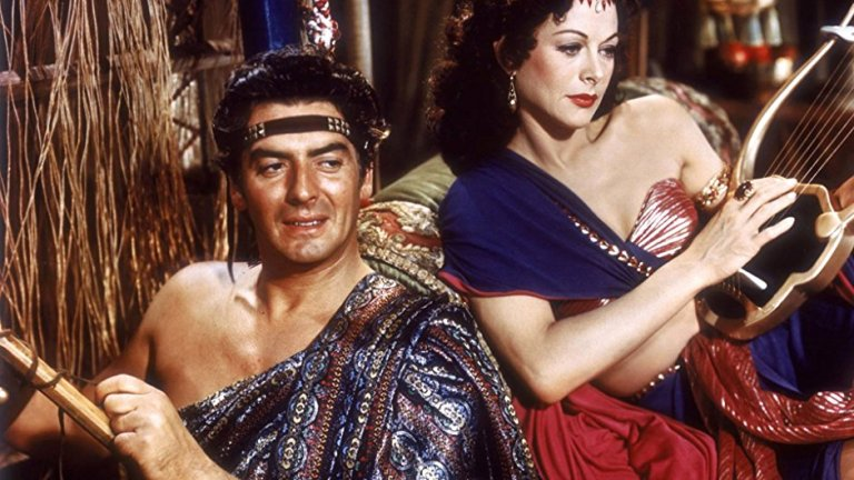 RADIANT CIRCUS SCREEN GUIDE - NOW SHOWING: SAMSON AND DELILAH screens at Regent Street Cinema (04 APR).