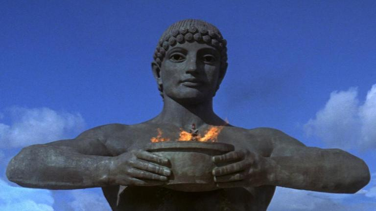 RADIANT CIRCUS SCREEN GUIDE - NOW SHOWING: THE COLOSSUS OF RHODES screens at BFI (04 APR).