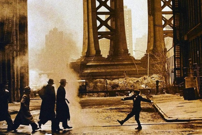 Radiant Circus Screen Guide - Films in London today: ONCE UPON A TIME IN AMERICA at BFI (22 APR).