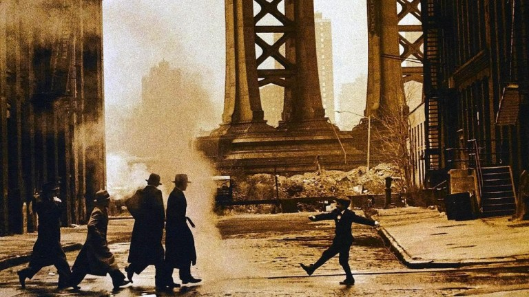Radiant Circus Screen Guide - Films in London today: ONCE UPON A TIME IN AMERICA at BFI (28 APR).