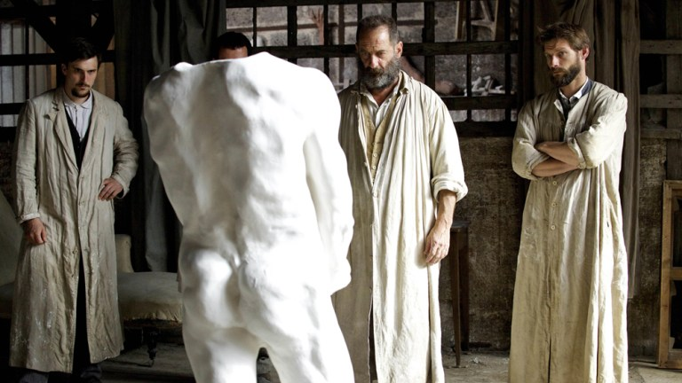 Radiant Circus Screen Guide - Films in London today: RODIN at Ciné Lumière (24 APR).