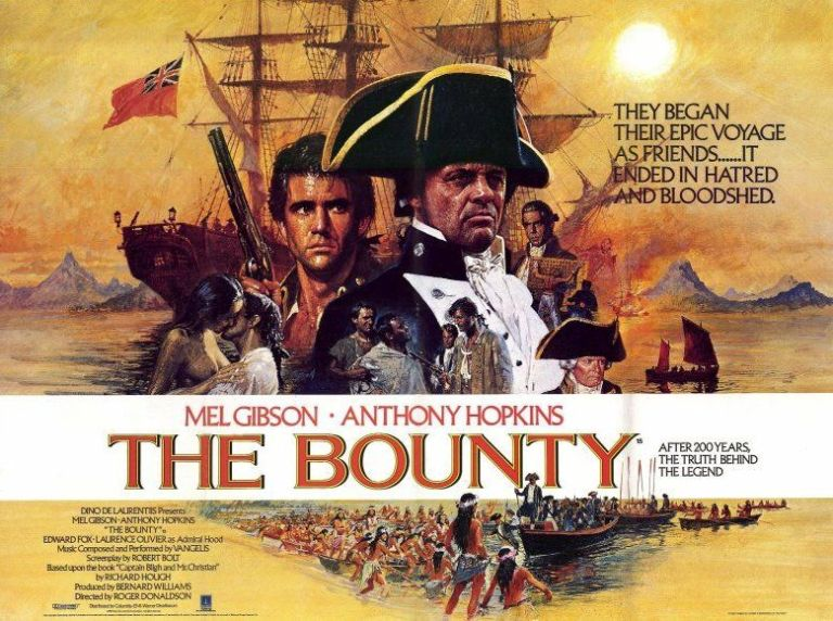 Radiant Circus Screen Guide - Now Showing - Films in London this week: THE BOUNTY at the Cinema Museum (26 APR).