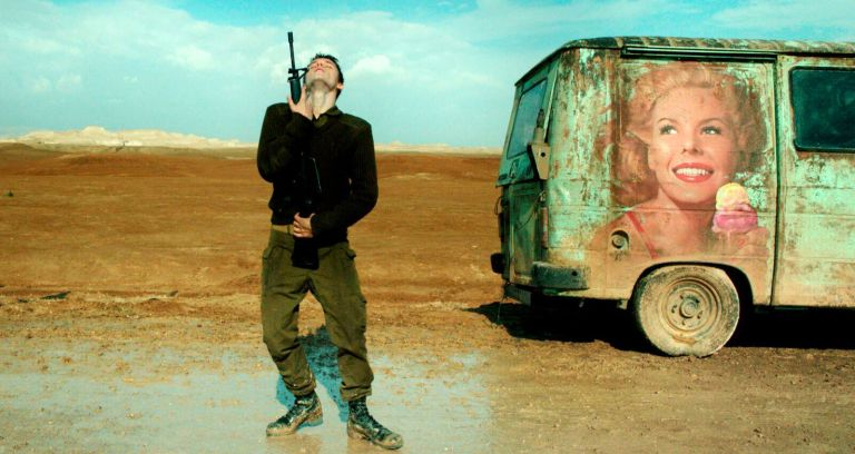 Radiant Circus Screen Guide - Films in London today: FOXTROT at SERET Israeli Film & TV Festival (16 MAY).