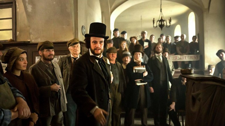 Radiant Circus Screen Guide - Films in London this week: THE YOUNG KARL MARX at ICA & JW3.