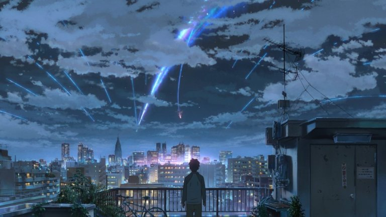 Radiant Circus Screen Guide - Films in London today: YOUR NAME at BFI IMAX (14 MAY).