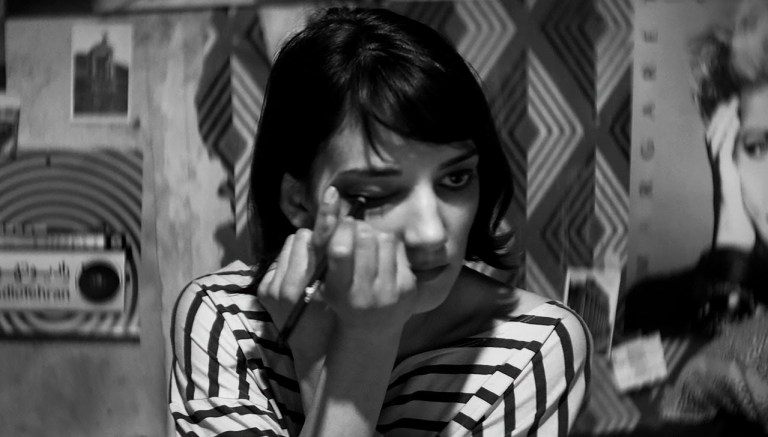 Films in London today: A GIRL WALKS HOME ALONE AT NIGHT at The Institute Of Light (23 JUL).