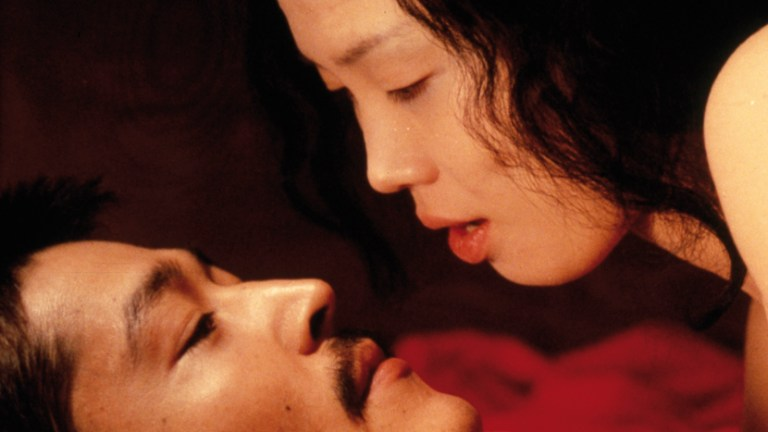 Films in London this week: IN THE REALM OF THE SENSES at BFI (14 JUL).