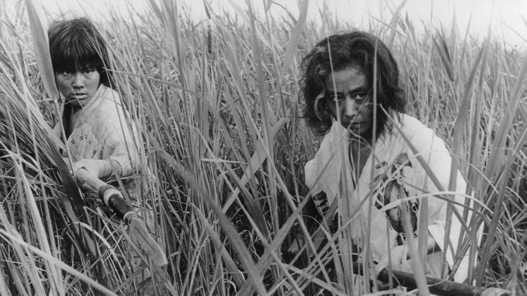 Films in London today: ONIBABA at Close-Up (21 JUL).