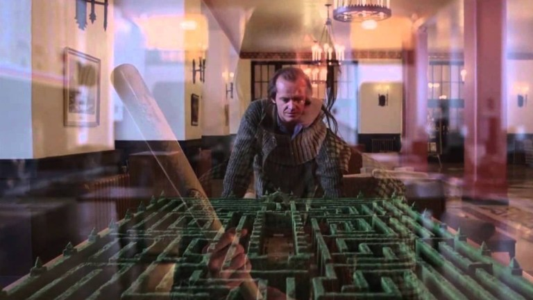 Films in London this week: THE SHINING FORWARDS AND BACKWARDS at Rio Cinema (12 JUL).