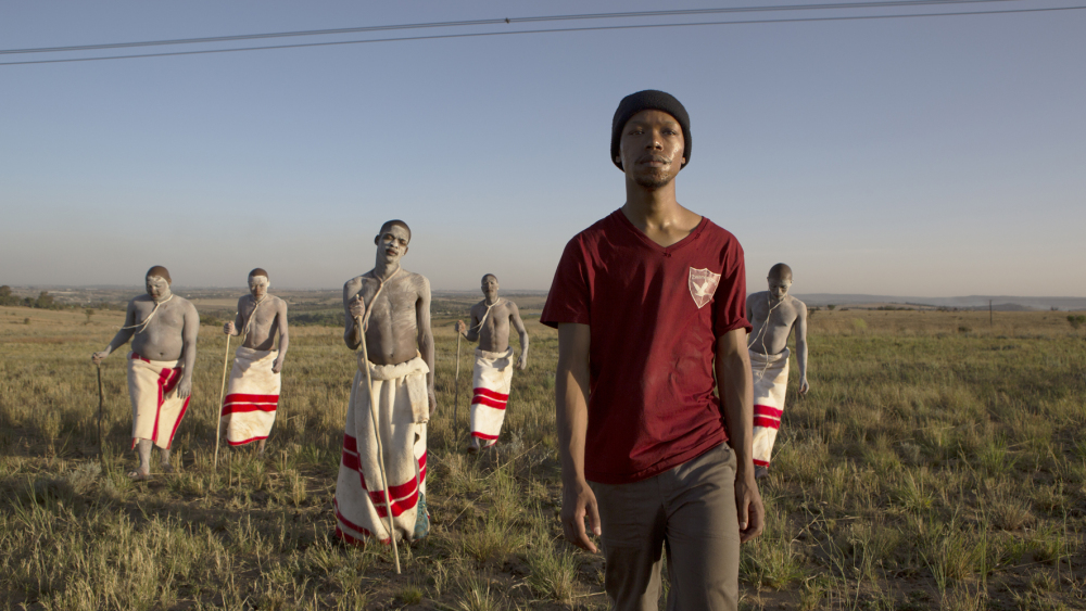 Films in London today: THE WOUND at Ciné Lumière (11 JUL).