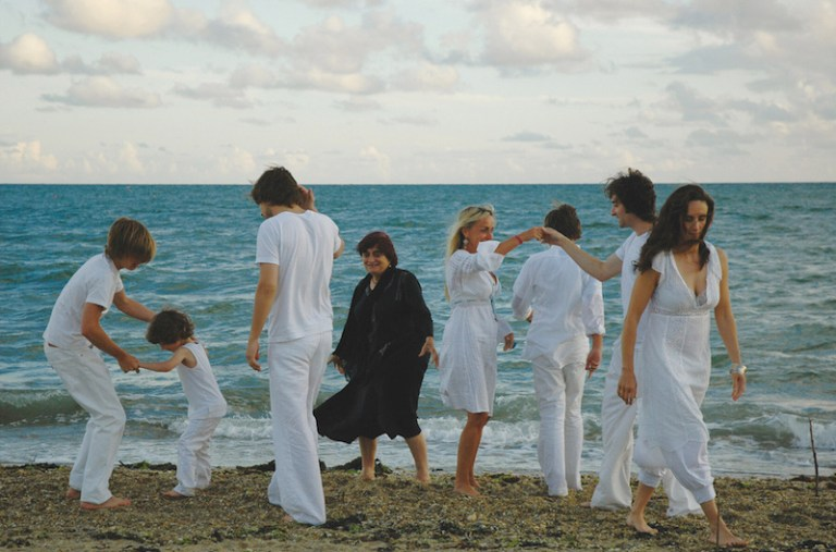 Films in London this month: THE BEACHES OF AGNÈS at Close-Up (02 SEP).