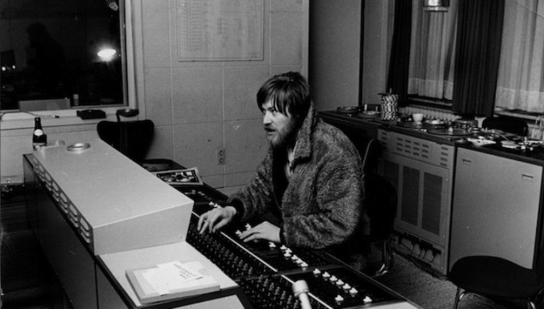 Films in London today: CONNY PLANK – THE POTENTIAL OF NOISE at DocHouse (27 AUG).