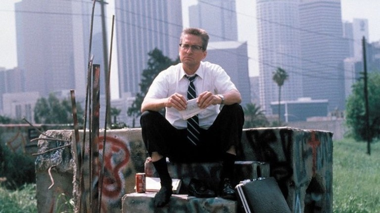 Films in London this week: FALLING DOWN at Prince Charles (14 AUG).