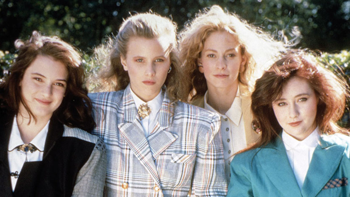 Films in London this week: HEATHERS at BFI (08 AUG).