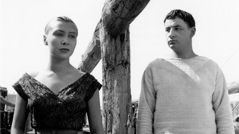 Films in London today: LA POINTE COURTE at Ciné Lumière (26 AUG).
