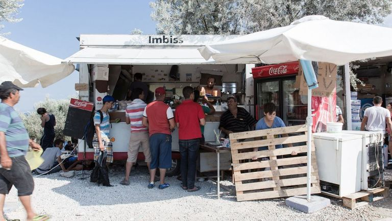 Films in London this week: SNACK BAR - IMBISS at Cheap Cuts Documentary Festival (03 AUG).