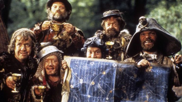 Films in London today: TIME BANDITS at Deptford Cinema (12 AUG).