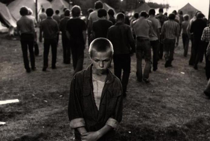 Films in London this month: TOUGH KIDS at Barbican (28 SEP).
