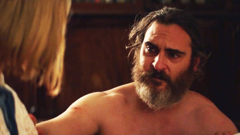 Films in London this week: YOU WERE NEVER REALLY HERE at Whirled Cinema.