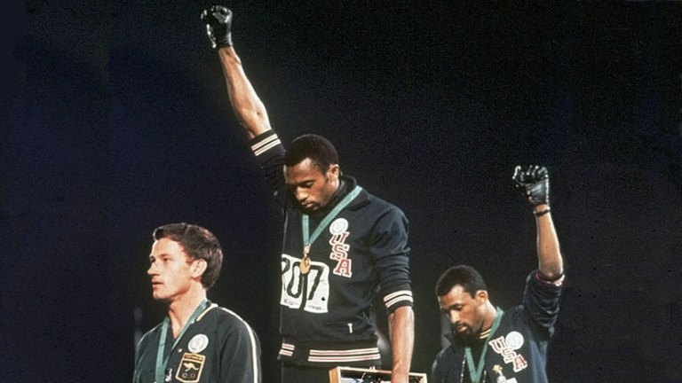 Films in London this month: BLACK POWER SALUTE at BFI (09 OCT).