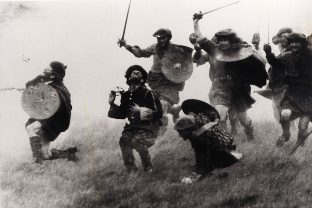 Films in London today: CULLODEN at Close-Up (05 SEP).