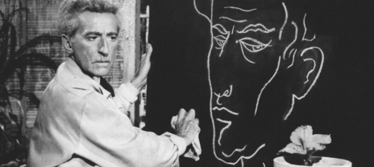 Films in London this month: LE TESTAMENT D'ORPHÉE (28 OCT).