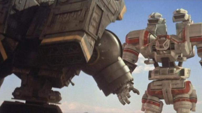 Films in London today: ROBOT JOX at The Prince Charles (03 SEP).