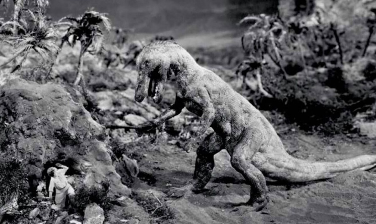 Films in London today: THE LOST WORLD at The Cinema Museum (03 OCT).