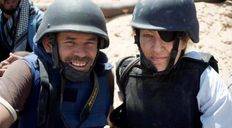 Films in London today: UNDER THE WIRE at DocHouse.