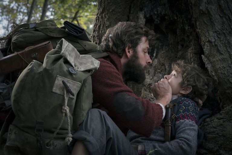 Films in London this HALLOWEEN: A QUIET PLACE at Harris Academy (26 & 31 OCT).