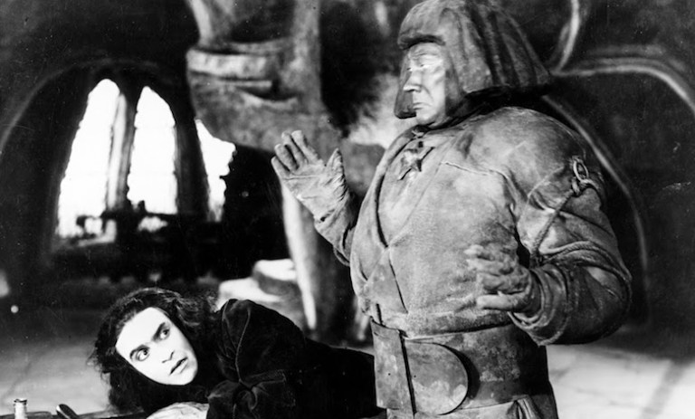 Films in London this HALLOWEEN: DER GOLEM at Rich Mix (30 OCT).