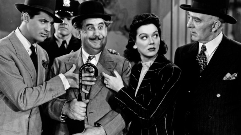 Films in London today: HIS GIRL FRIDAY at BFI (31 OCT).