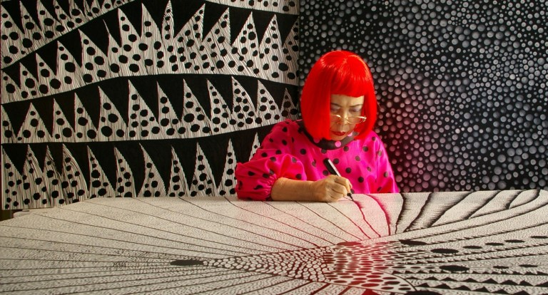 Films in London today: KUSAMA – INFINITY at DocHouse (05 to 11 OCT).