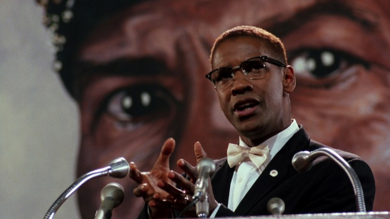 Films in London today: MALCOLM X at Genesis Cinema (22 OCT).
