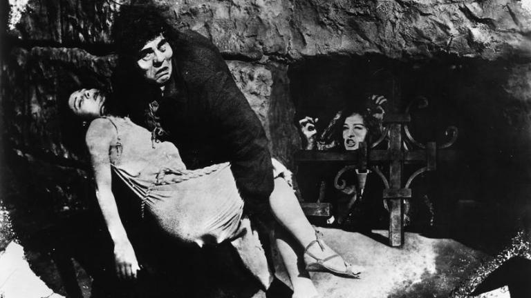 Films in London this week: THE HUNCHBACK OF NOTRE DAME at Christ Church Southgate (13 OCT).