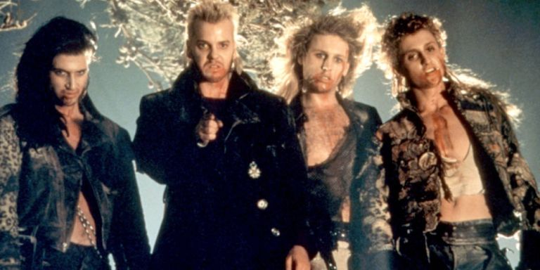 Films in London this HALLOWEEN: THE LOST BOYS at Genesis Cinema (30 OCT).