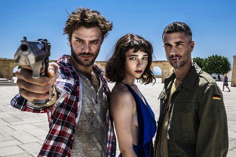 Films in London this week: UNA VITA SPERICOLATA at Genesis Cinema (14 OCT).