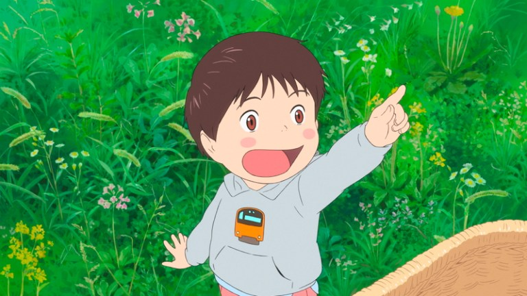 Films in London today: MIRAI at ICA (02 to 08 NOV).