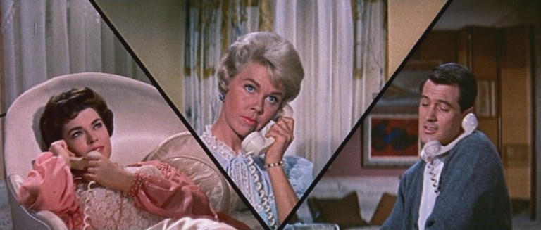 Films in London today: PILLOW TALK at The Cinema Museum (27 NOV).