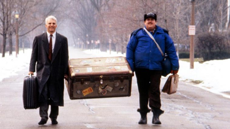 Radiant Circus Screen Guide - Films in London today: PLANES, TRAINS & AUTOMOBILES at The Prince Charles (22 NOV).