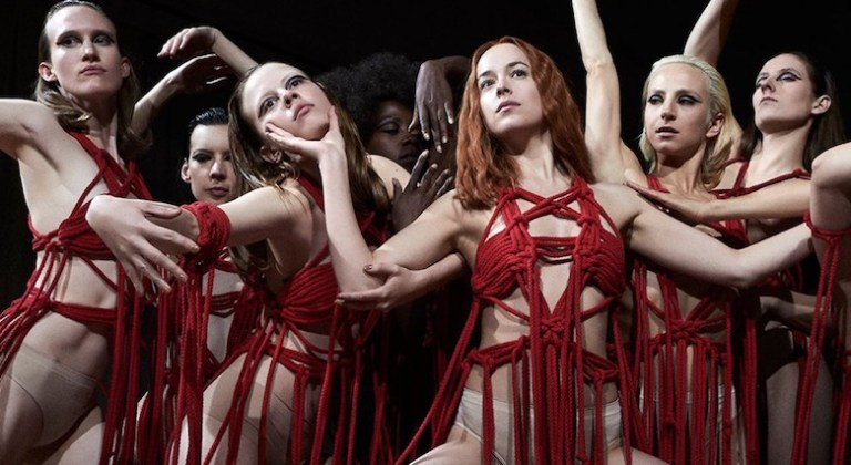 Films in London today: SUSPIRIA at Rio Cinema (22 NOV).