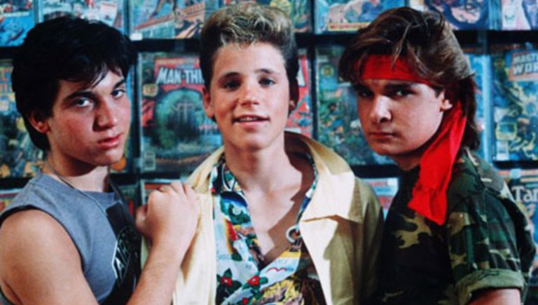 Radiant Circus Screen Diary: THE LOST BOYS at Genesis Cinema (30 OCT).