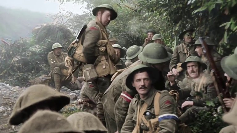 Films in London this week: THEY SHALL NOT GROW OLD (various venues).