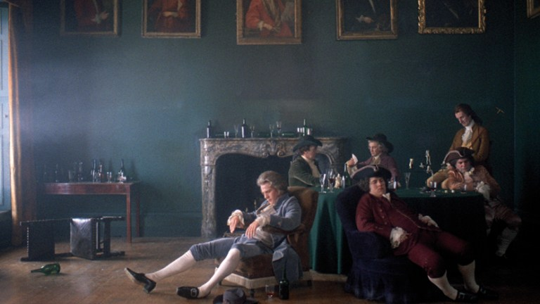 Films in London this week: BARRY LYNDON at BFI (30 DEC).